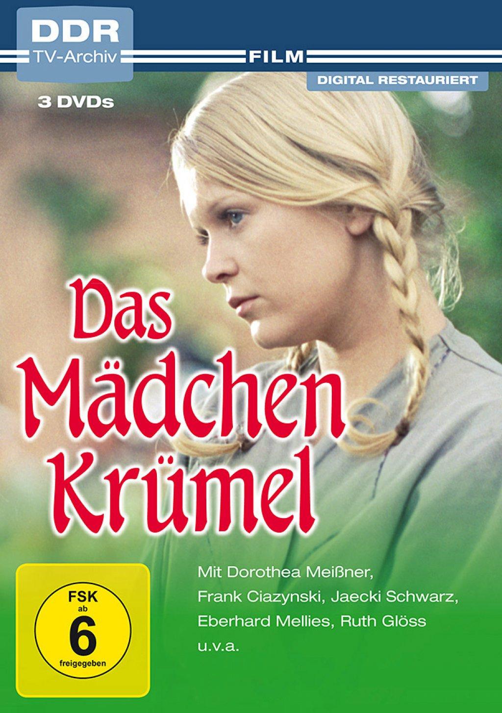 Das Mädchen Krümel - DDR TV-Archiv (DVD)