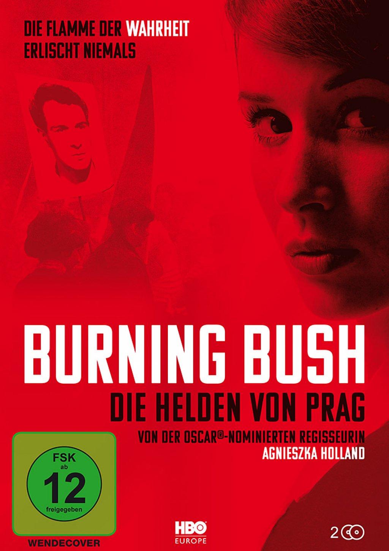 Burning Bush - Die Helden von Prag (DVD)