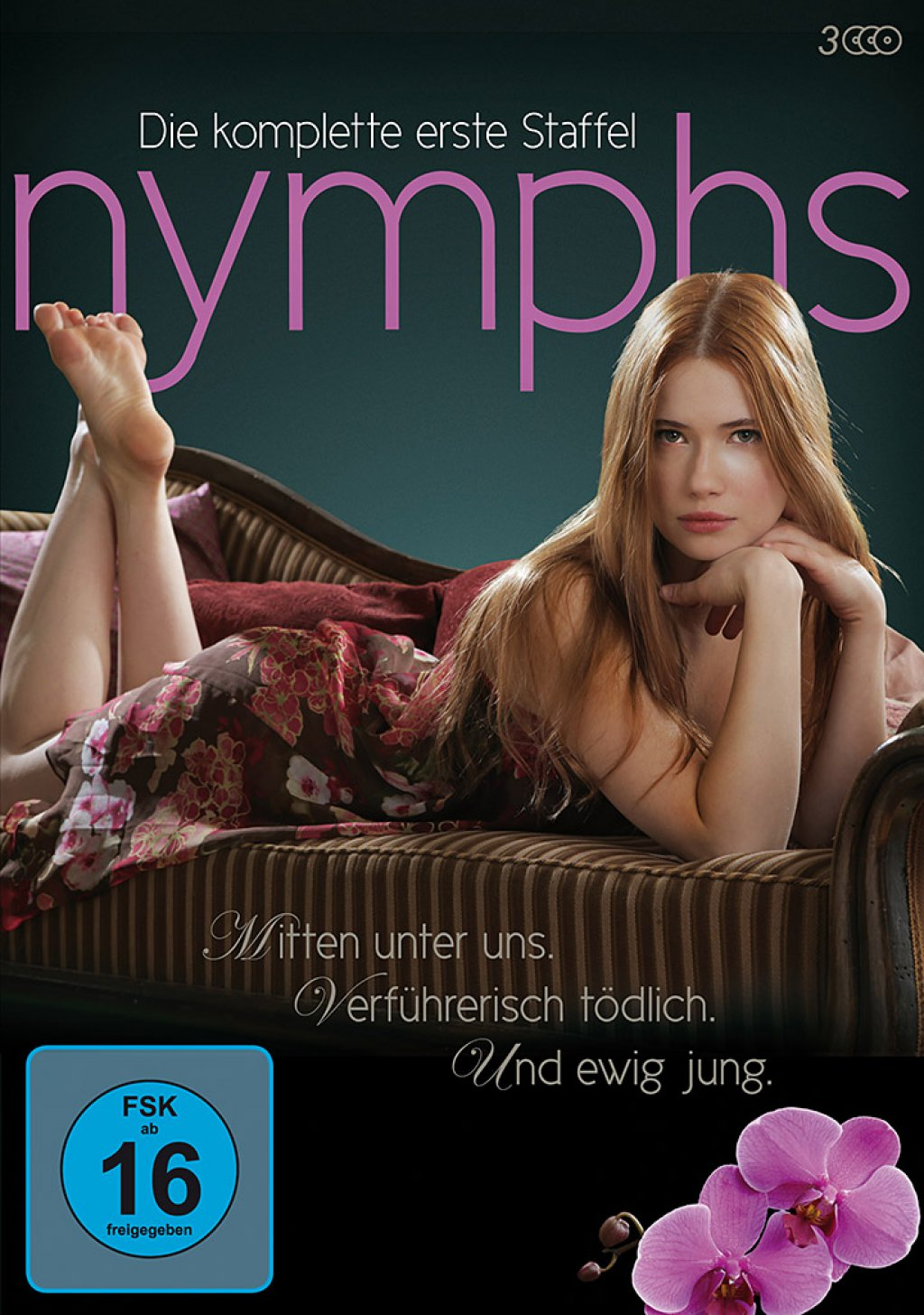 Nymphs - Staffel 01 (DVD)