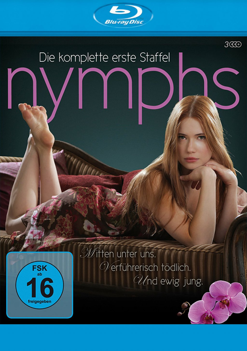 Nymphs - Staffel 01 (Blu-ray)
