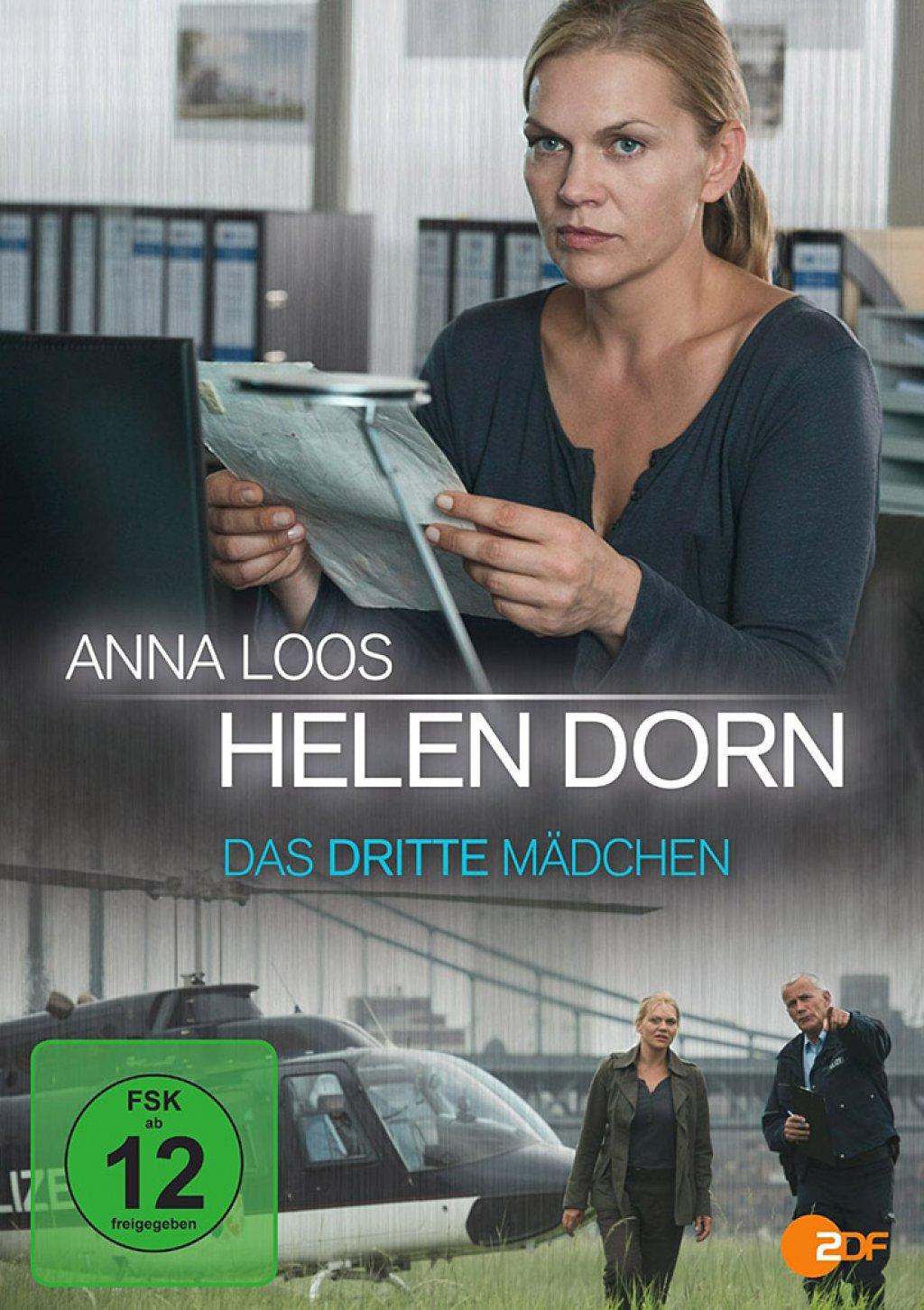 Helen Dorn - Das dritte Mädchen (DVD)