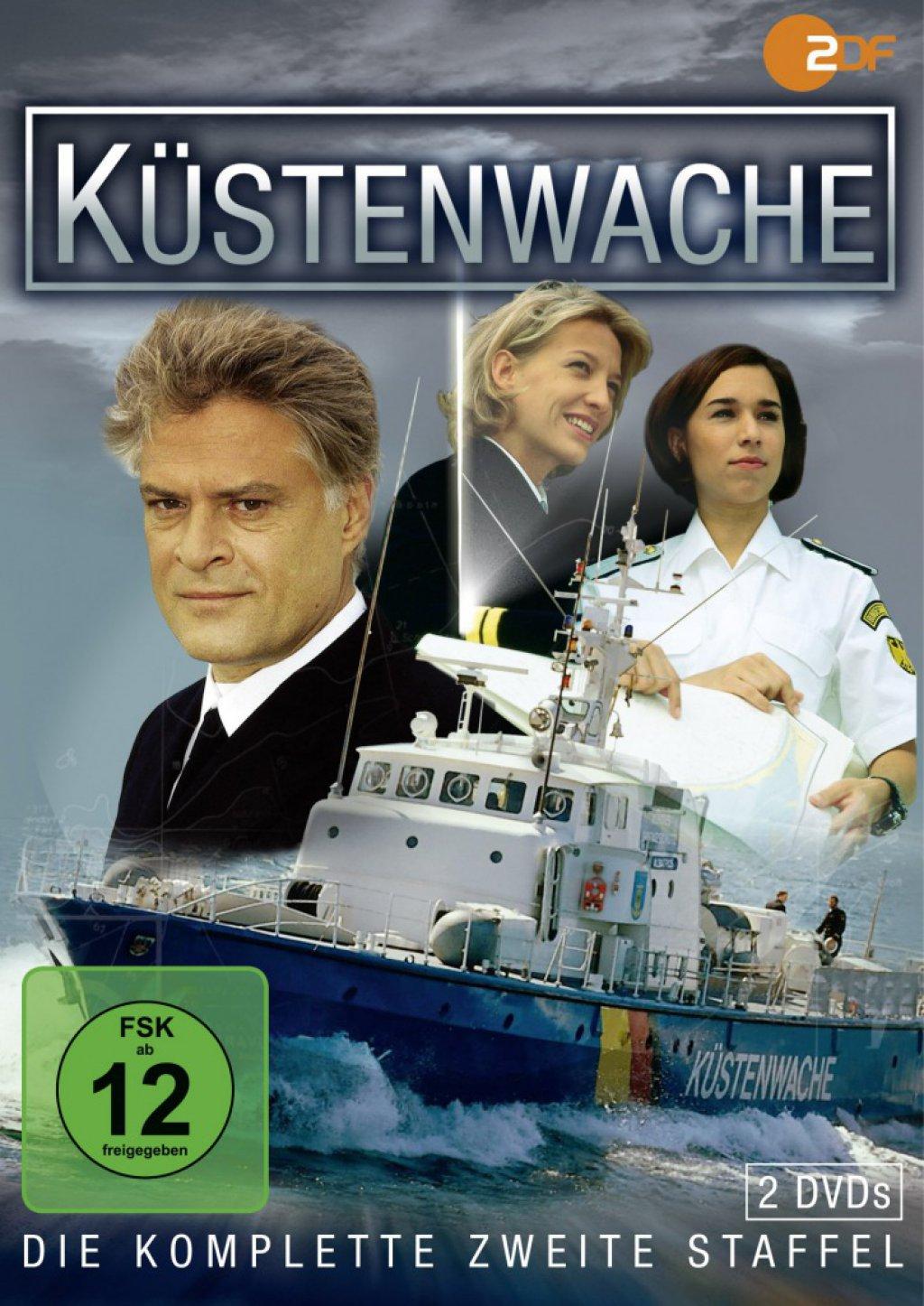 Küstenwache - Staffel 02 (DVD)