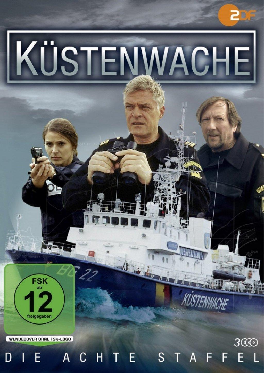 Küstenwache - Staffel 08 (DVD)