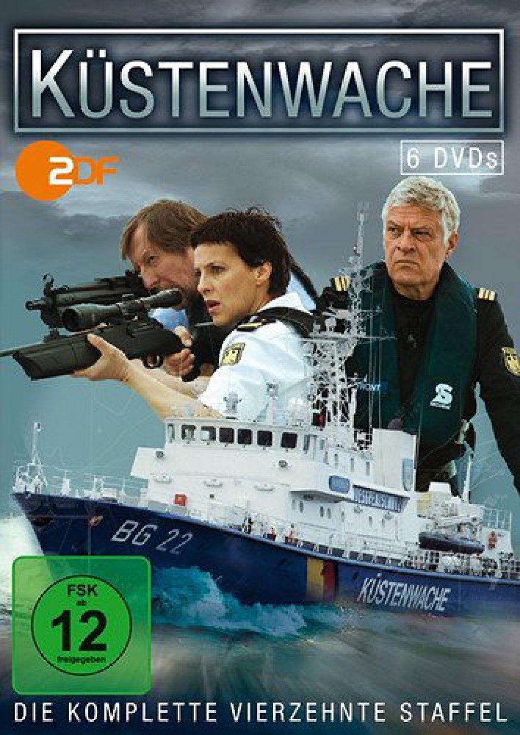 Küstenwache - Staffel 14 (DVD)