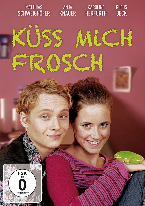 Küss mich Frosch (DVD)
