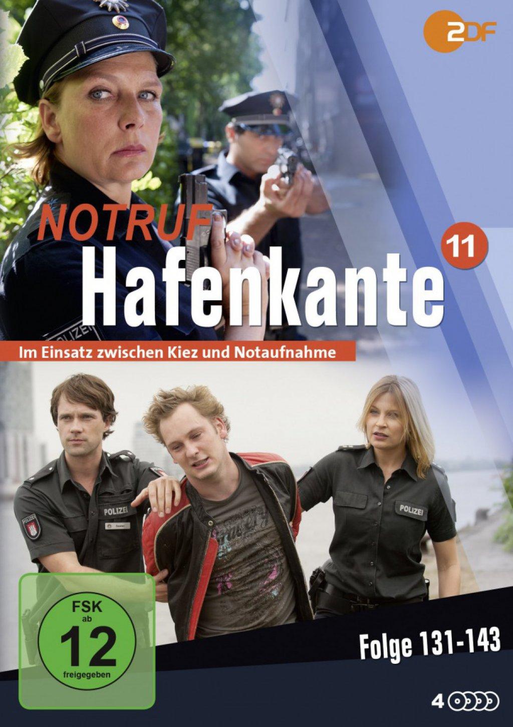 Notruf Hafenkante - Vol. 11 / Folge 131-143 (DVD)