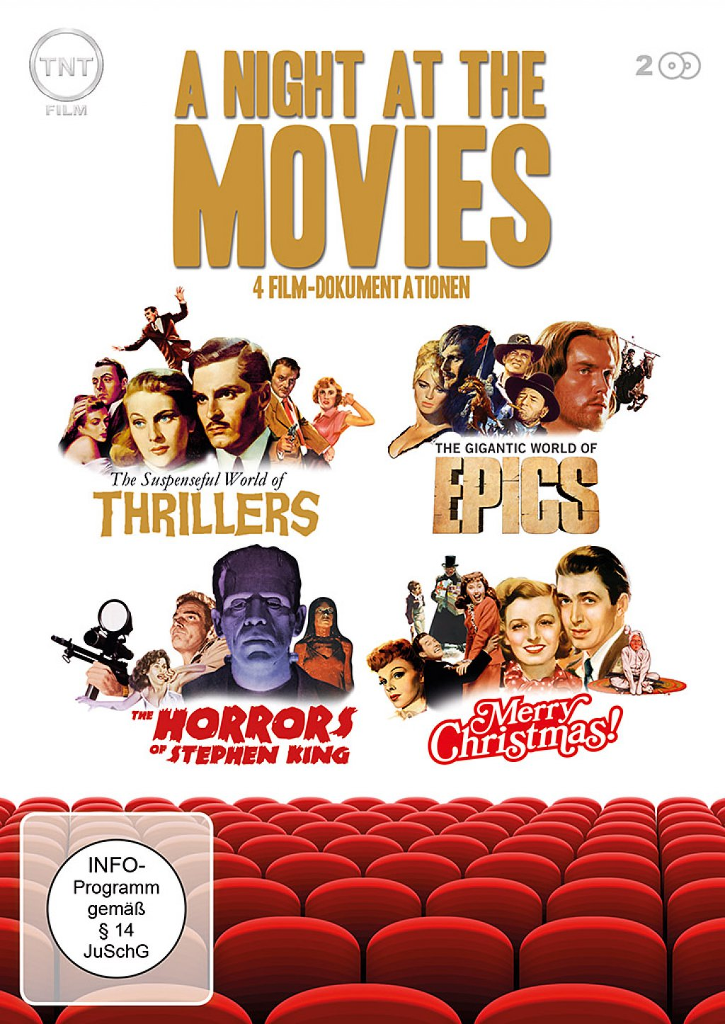 A Night at the Movies (DVD)