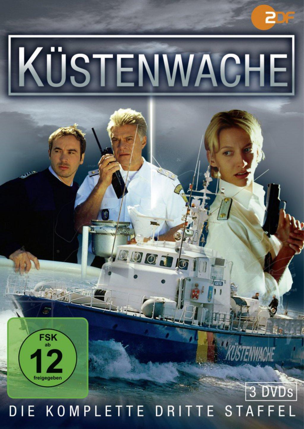 Küstenwache - Staffel 03 (DVD)