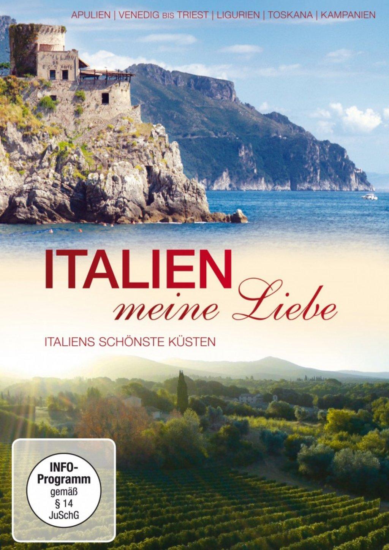 Italien, meine Liebe - Italiens schönsten Küsten (DVD)