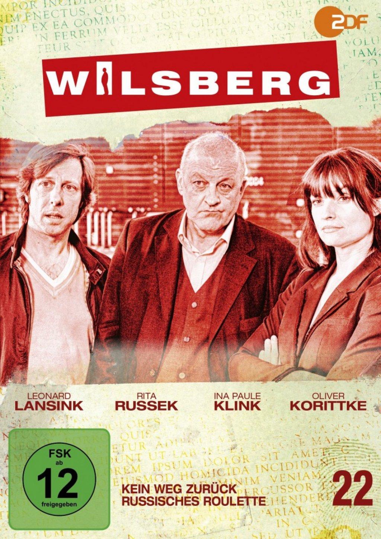 Wilsberg - Vol. 22 / Kein Weg zurück & Russisches Roulette (DVD)
