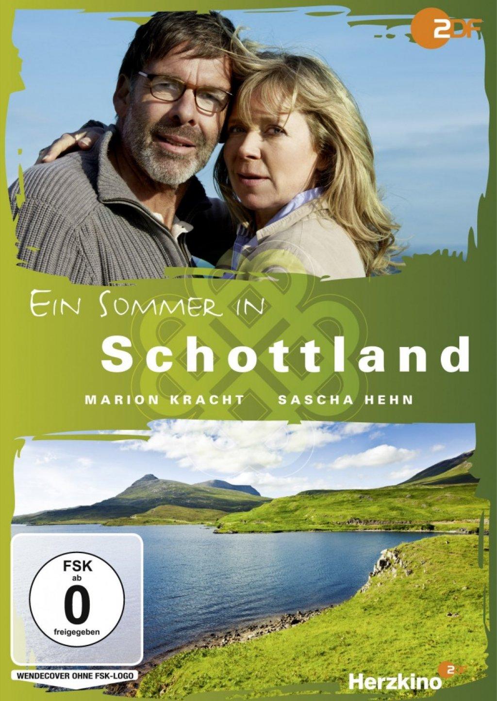 Ein Sommer in Schottland - Herzkino (DVD)