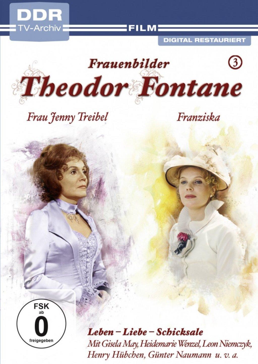Theodor Fontane: Frauenbilder - Vol. 3 / DDR TV-Archiv (DVD)
