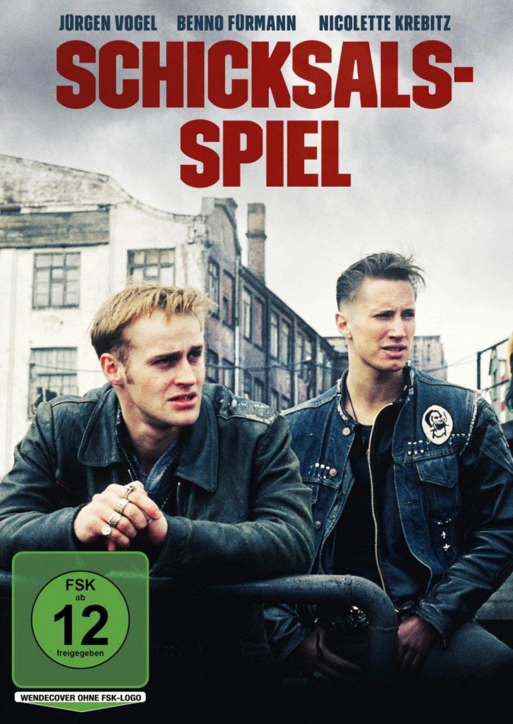 Schicksalsspiel (DVD)