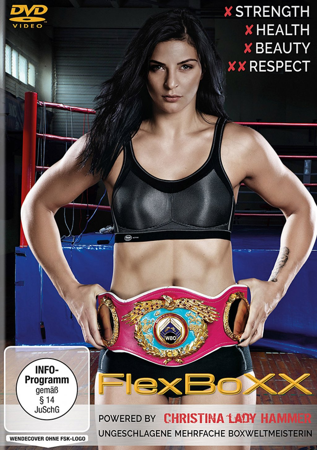 FlexBoxx powered by Christina Hammer (DVD)