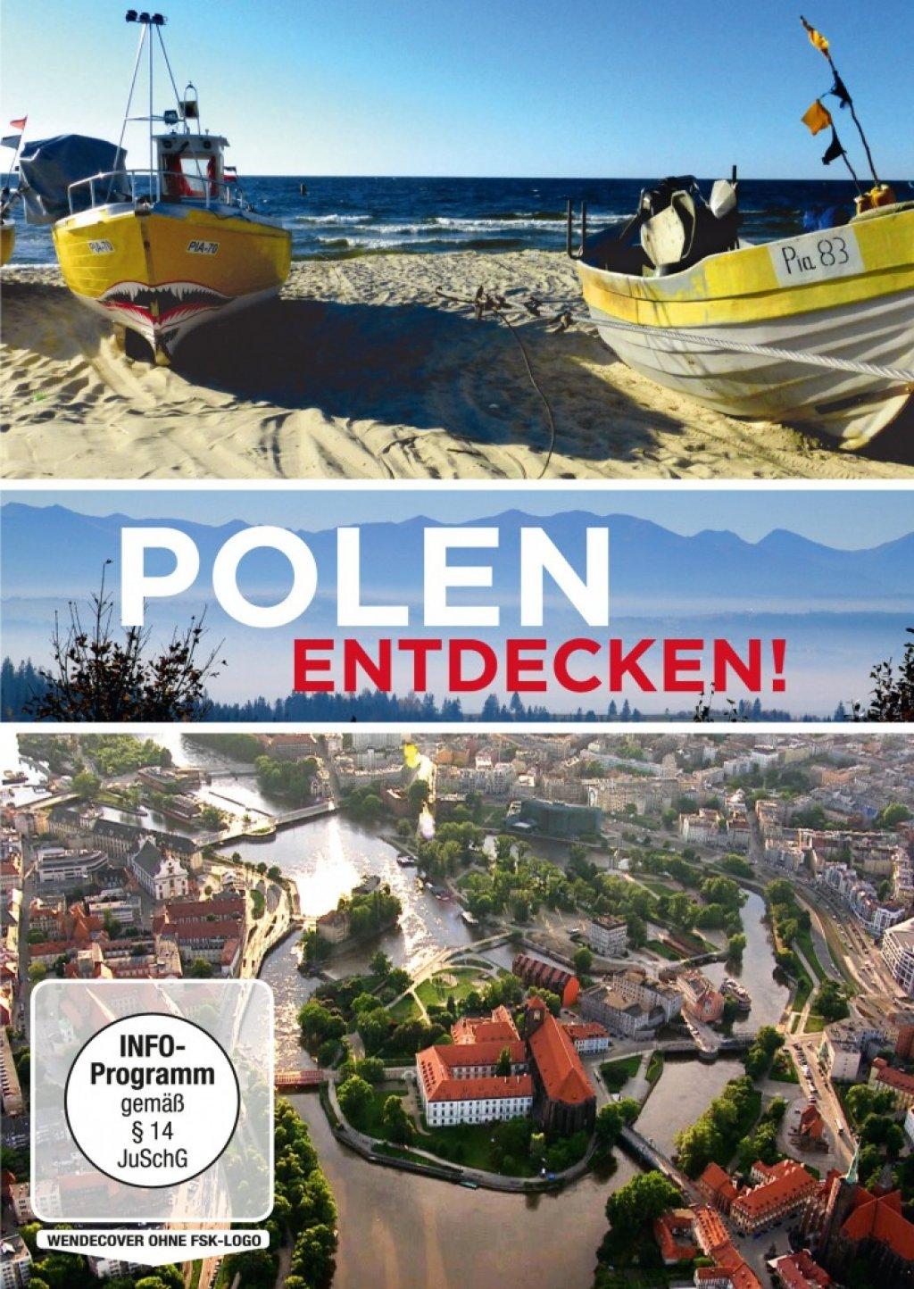 Polen entdecken (DVD)