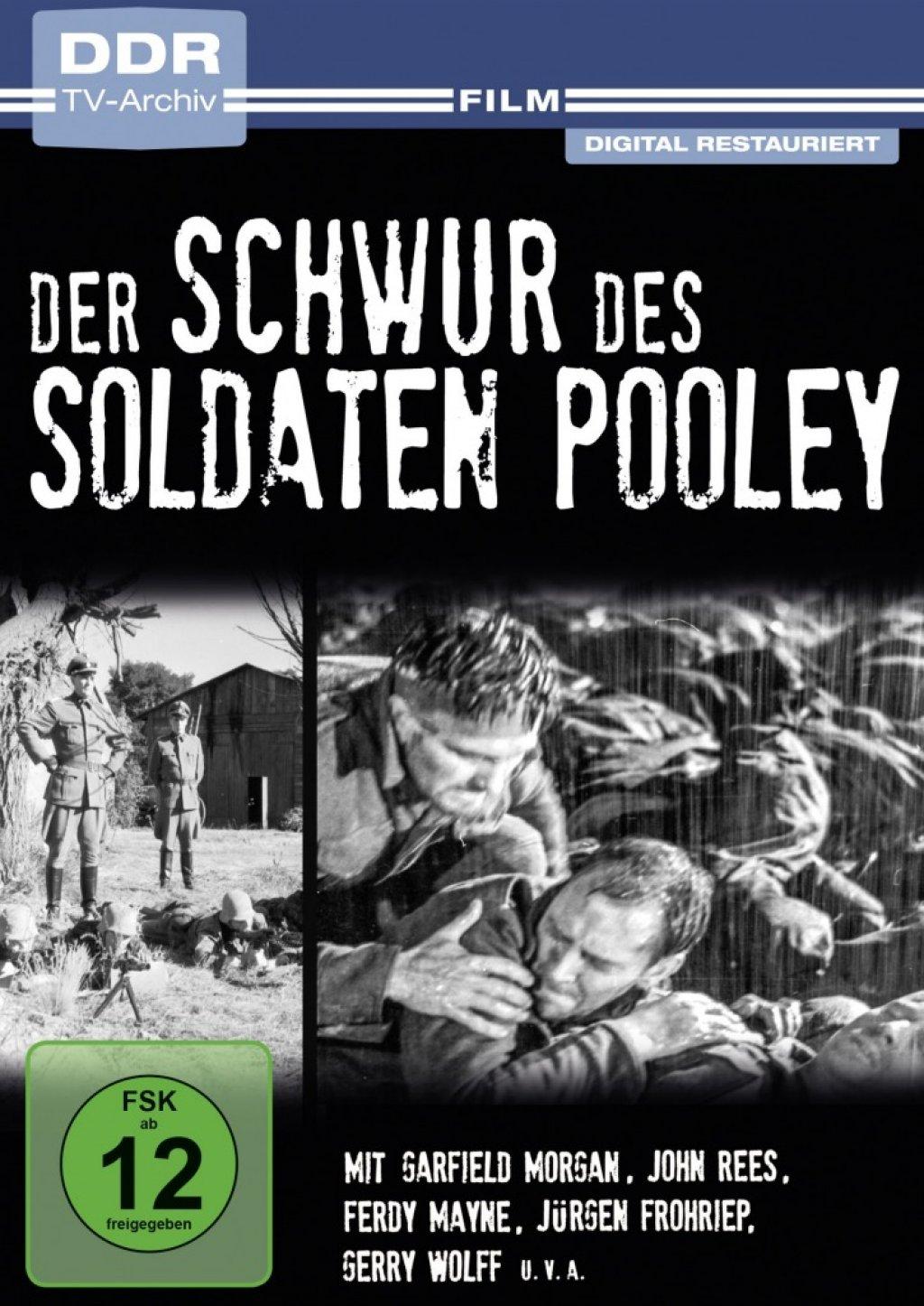 Der Schwur des Soldaten Pooley (DVD)