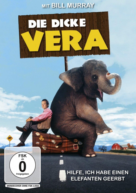 Die dicke Vera - Hilfe, ich habe einen Elefanten geerbt (DVD)