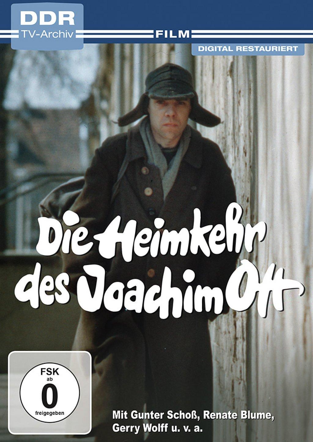 Die Heimkehr des Joachim Ott - DDR TV-Archiv (DVD)