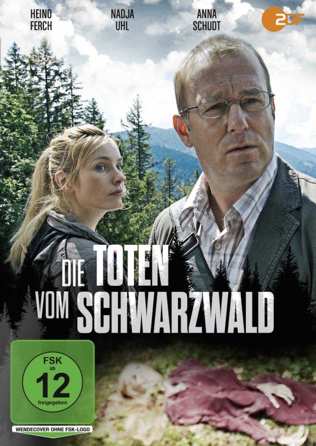 Die Toten vom Schwarzwald (DVD)