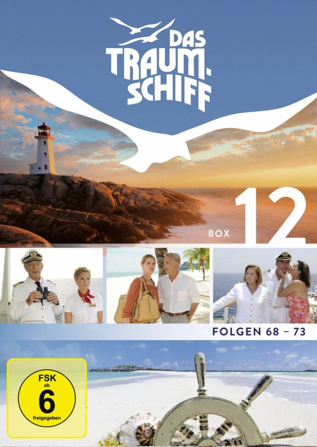 Das Traumschiff - Vol. 12 (DVD)