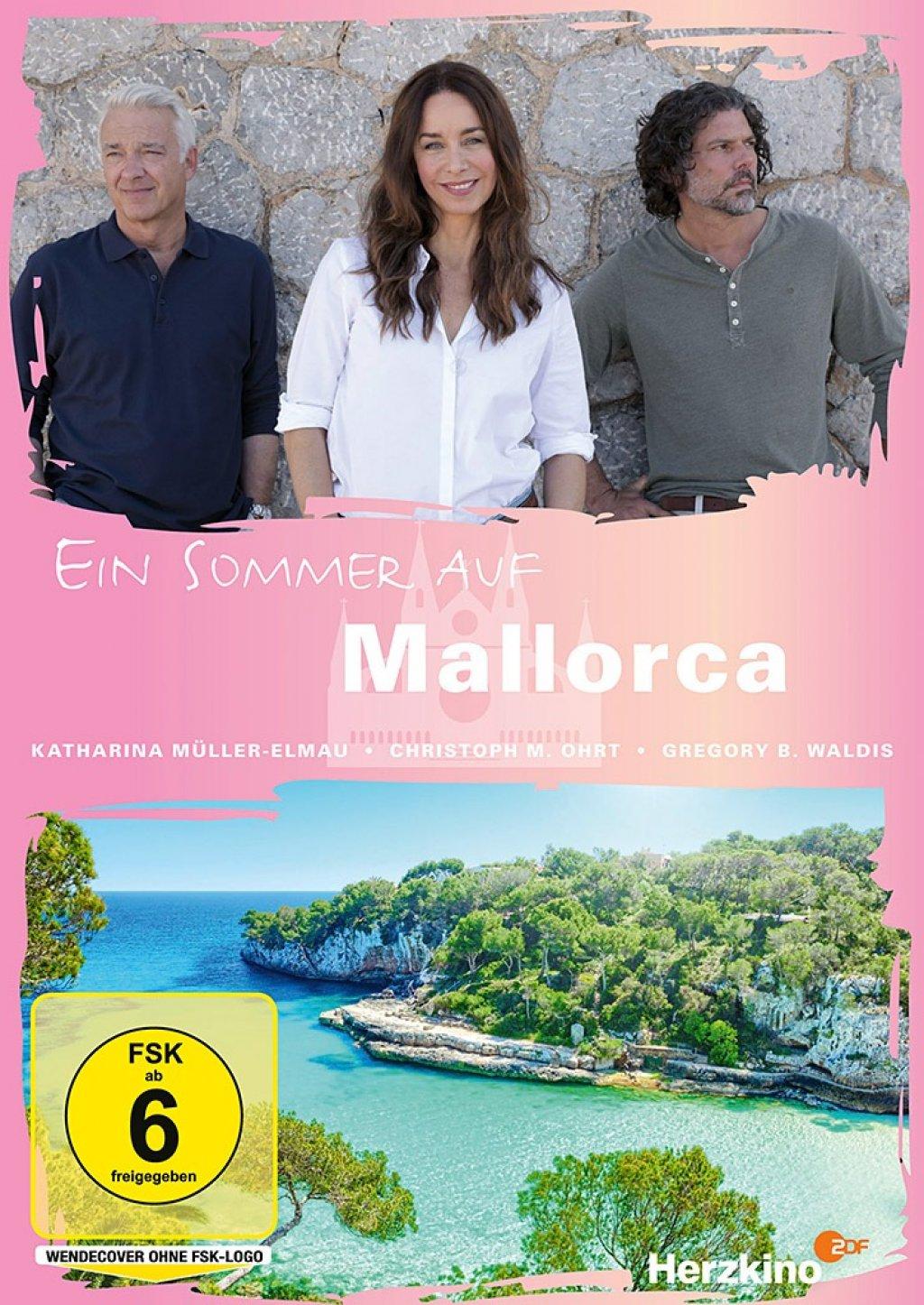 Ein Sommer auf Mallorca (DVD)