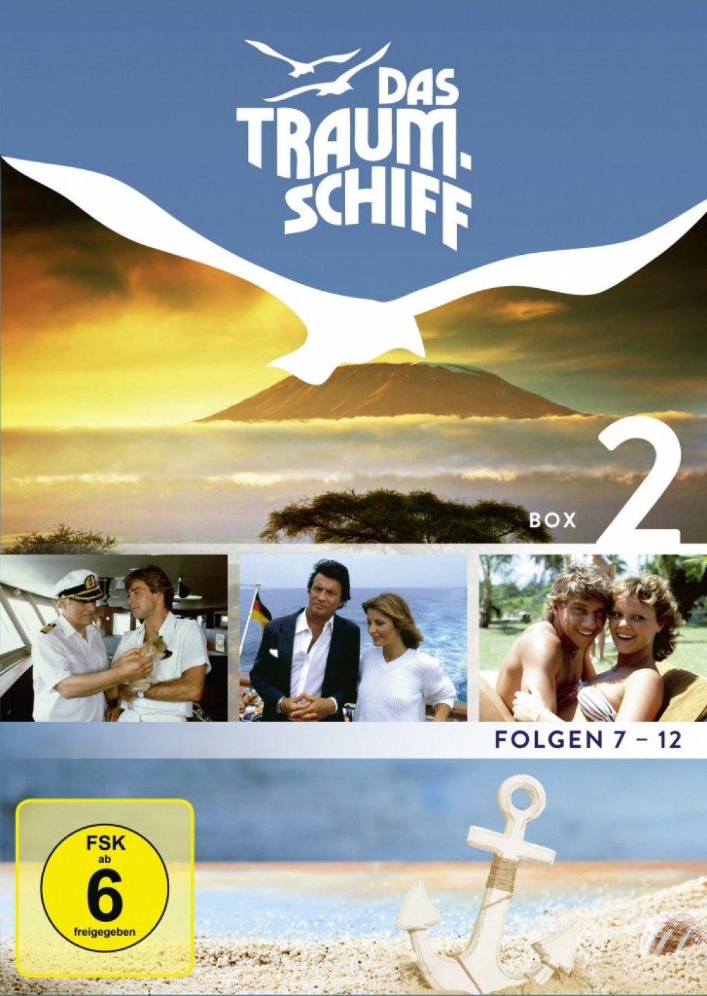 Das Traumschiff - Vol. 2 (DVD)