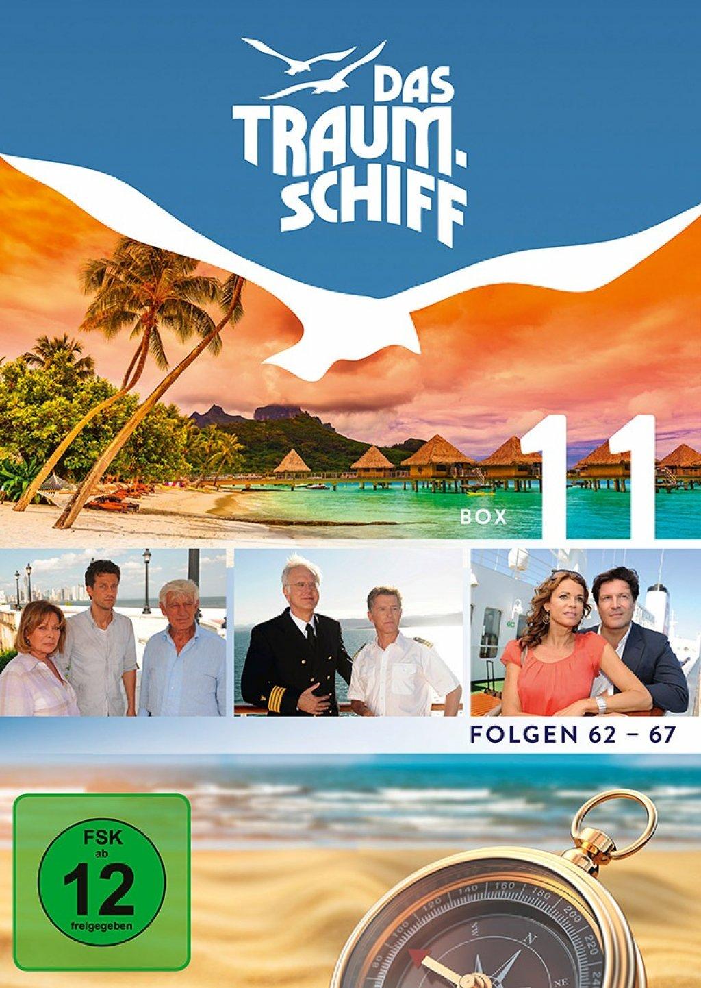 Das Traumschiff - Vol. 11 (DVD)