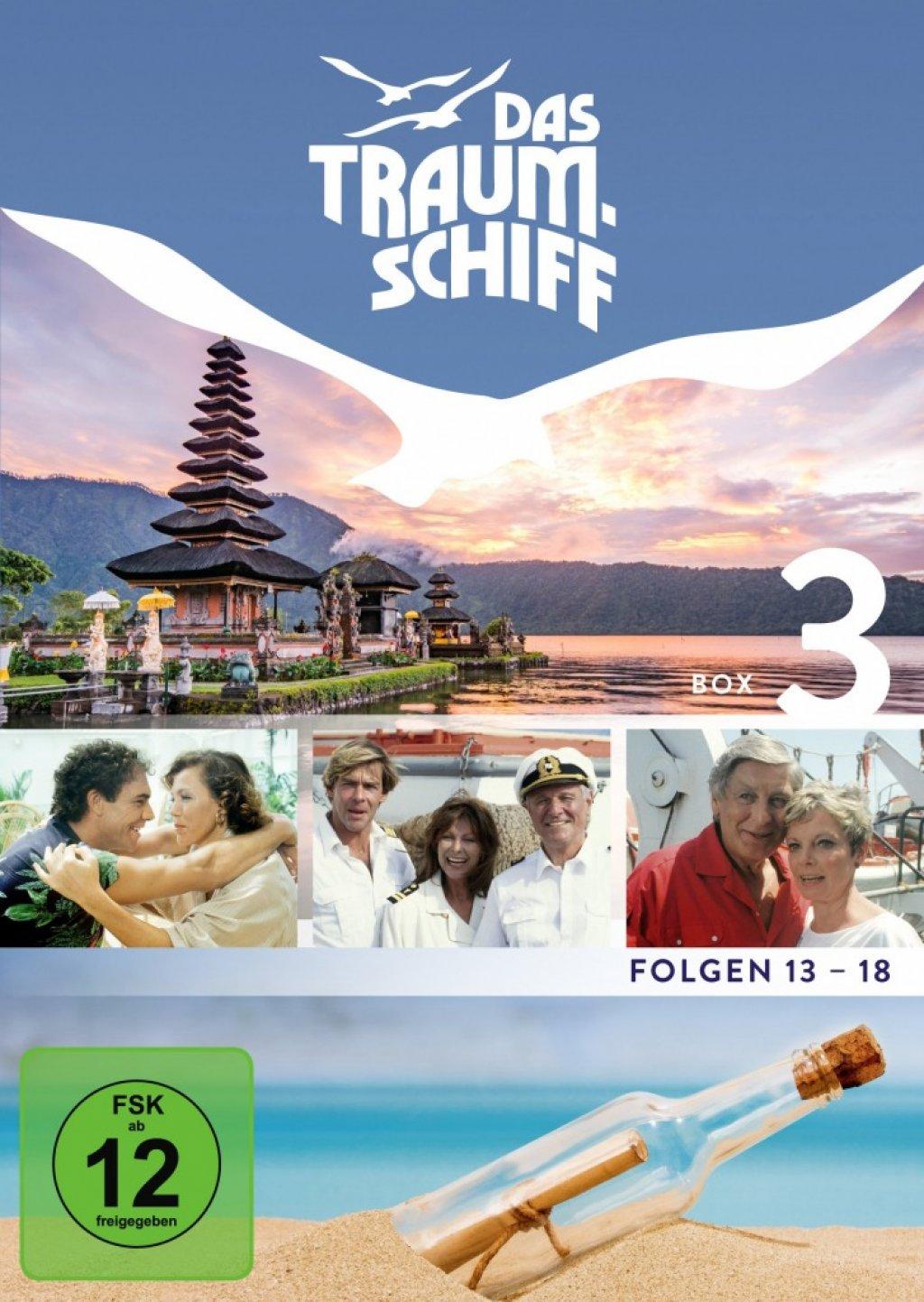 Das Traumschiff - Vol. 3 (DVD)