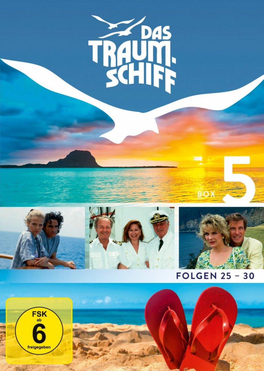 Das Traumschiff - Vol. 5 (DVD)