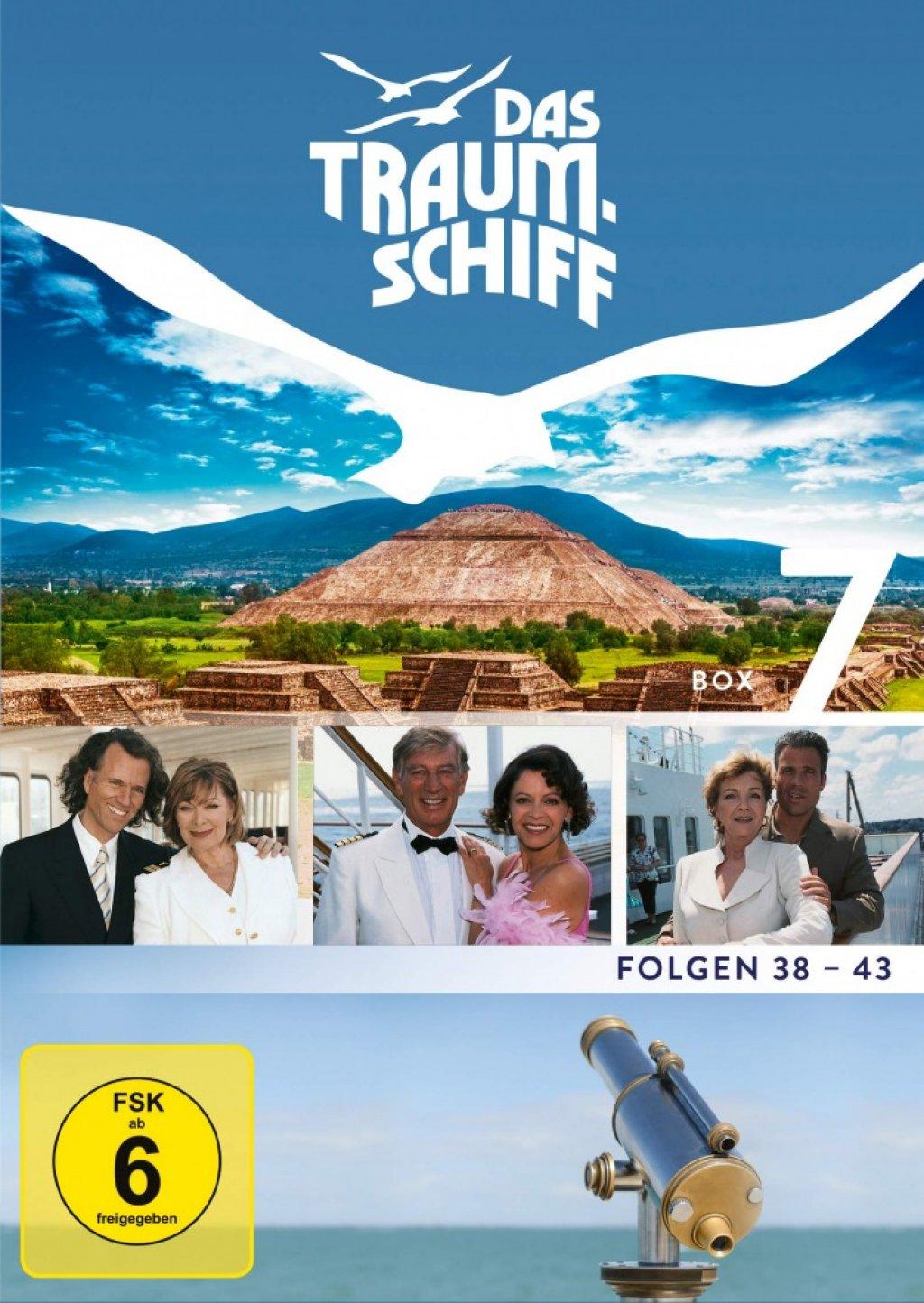 Das Traumschiff - Vol. 7 (DVD)