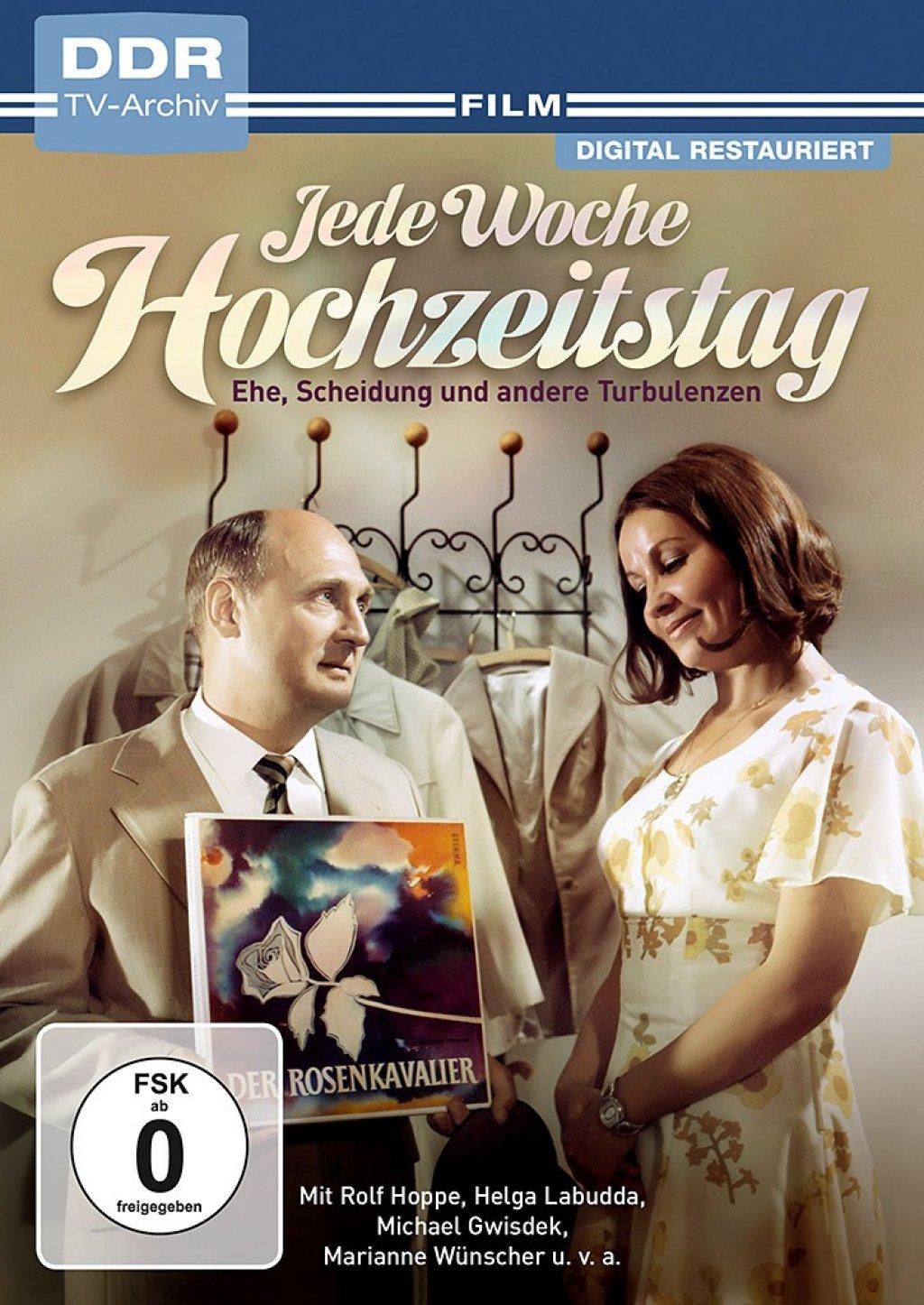 Jede Woche Hochzeitstag - DDR TV-Archiv (DVD)