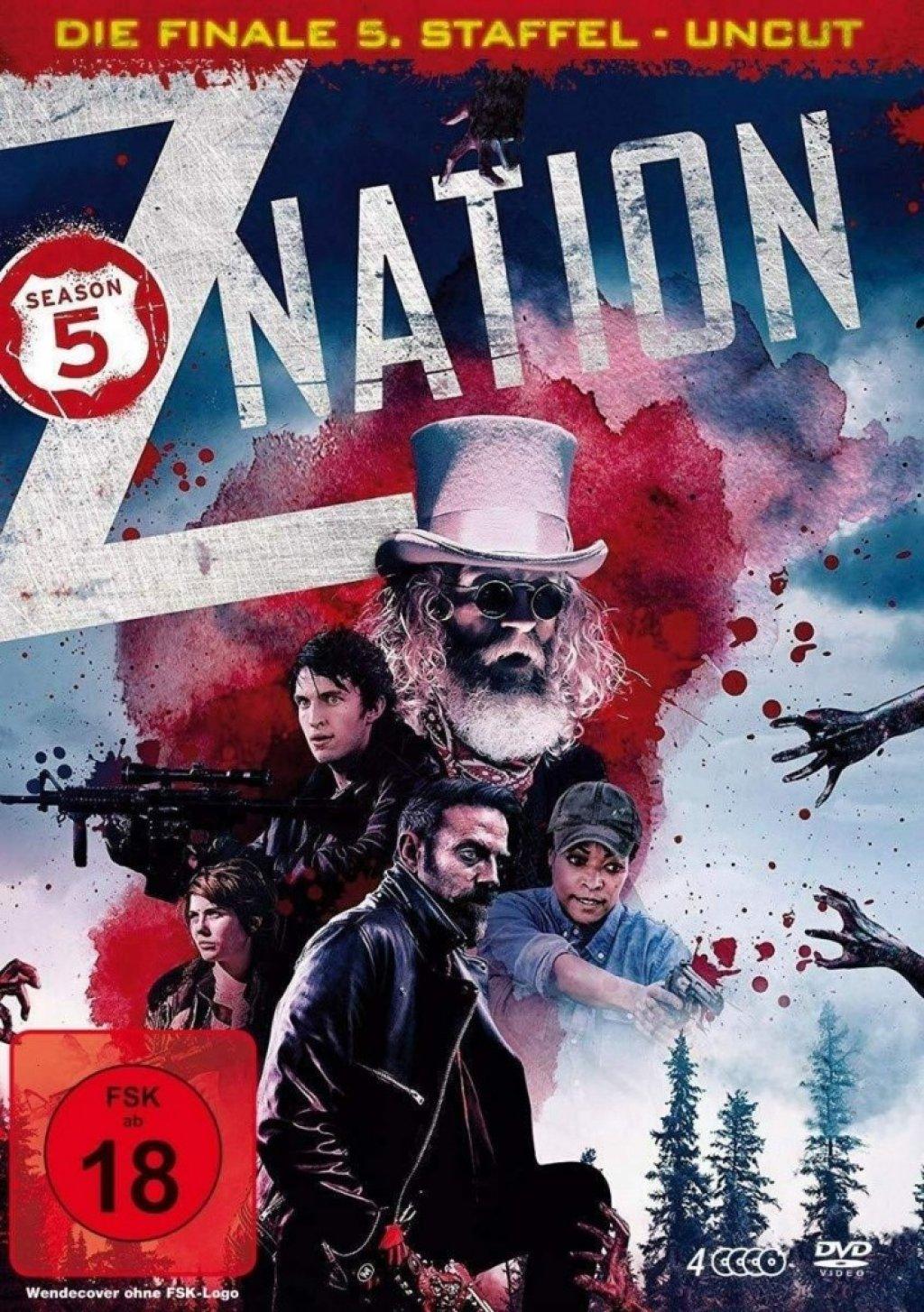 Z Nation Staffel 3 Deutsch Stream