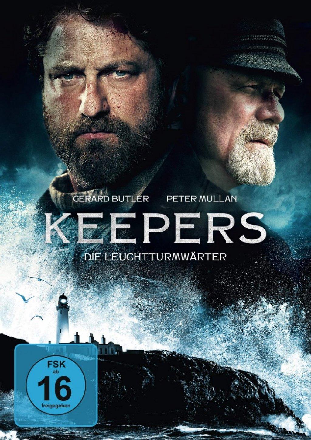 Keepers - Die Leuchtturmwärter (DVD)