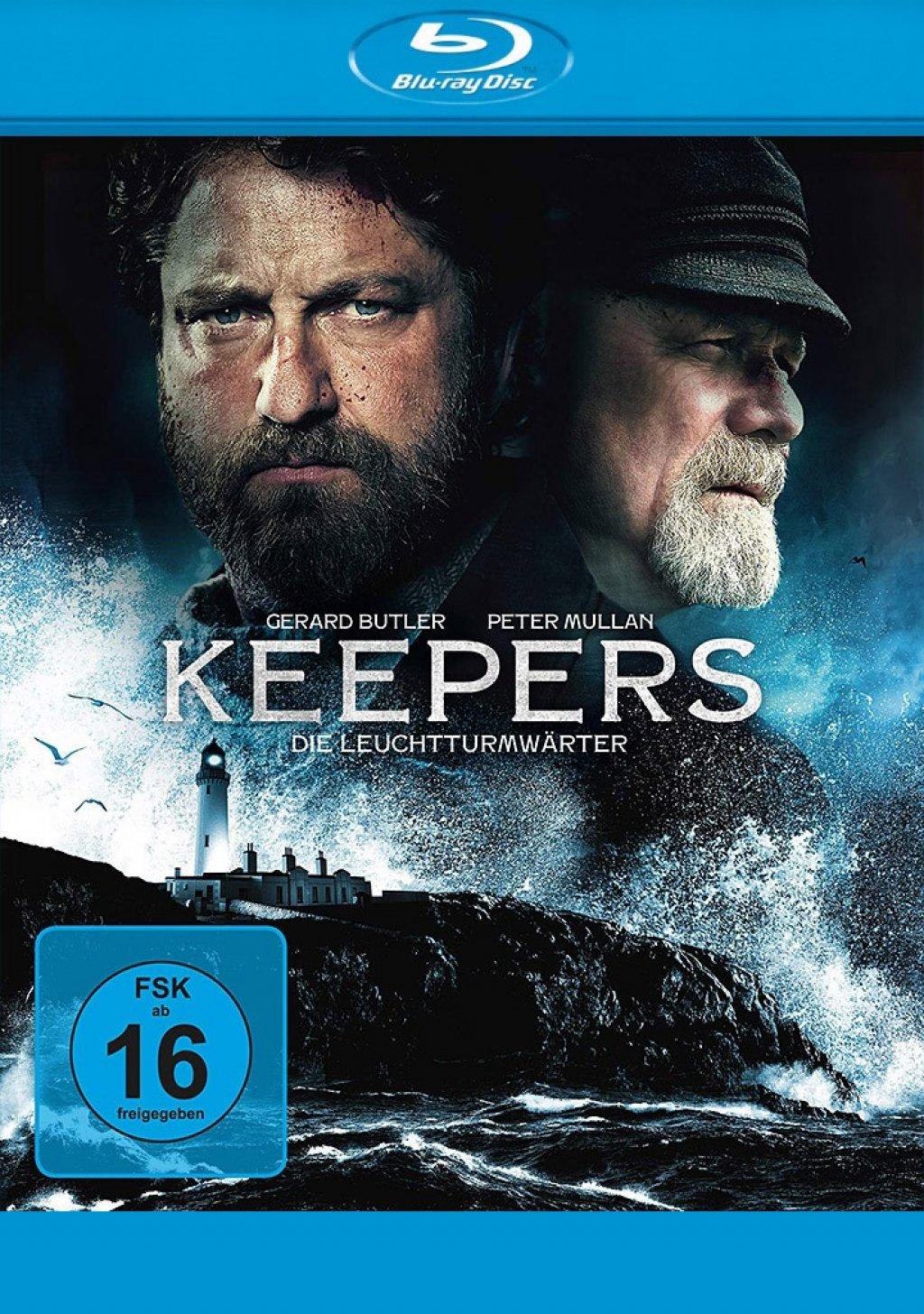 Keepers - Die Leuchtturmwärter (Blu-ray)