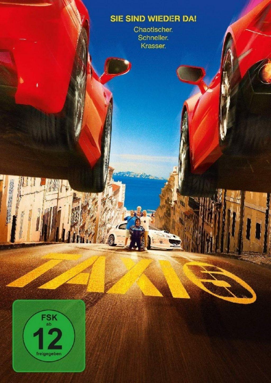 Taxi 5 (DVD)