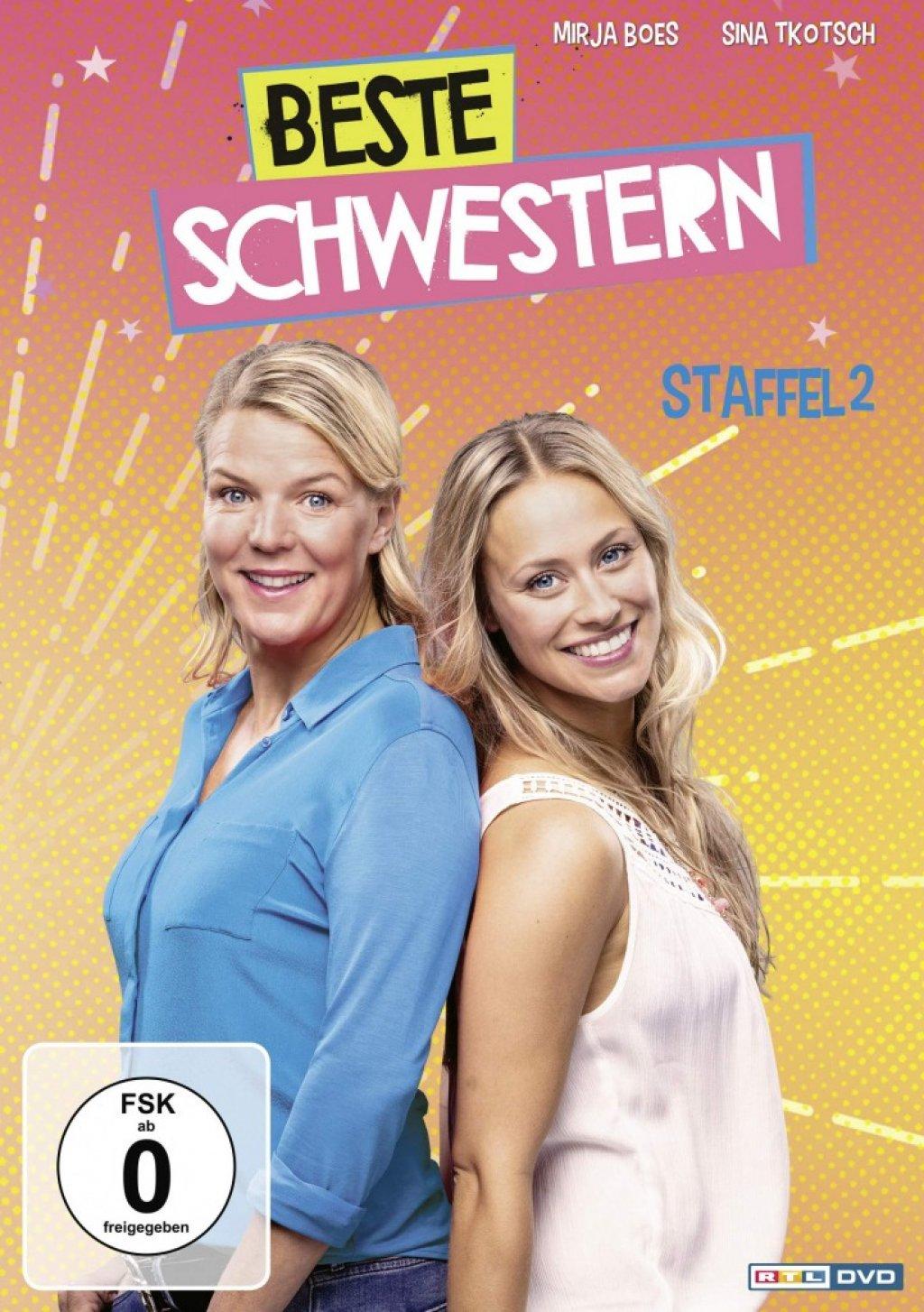 Beste Schwestern - Staffel 02 (DVD)