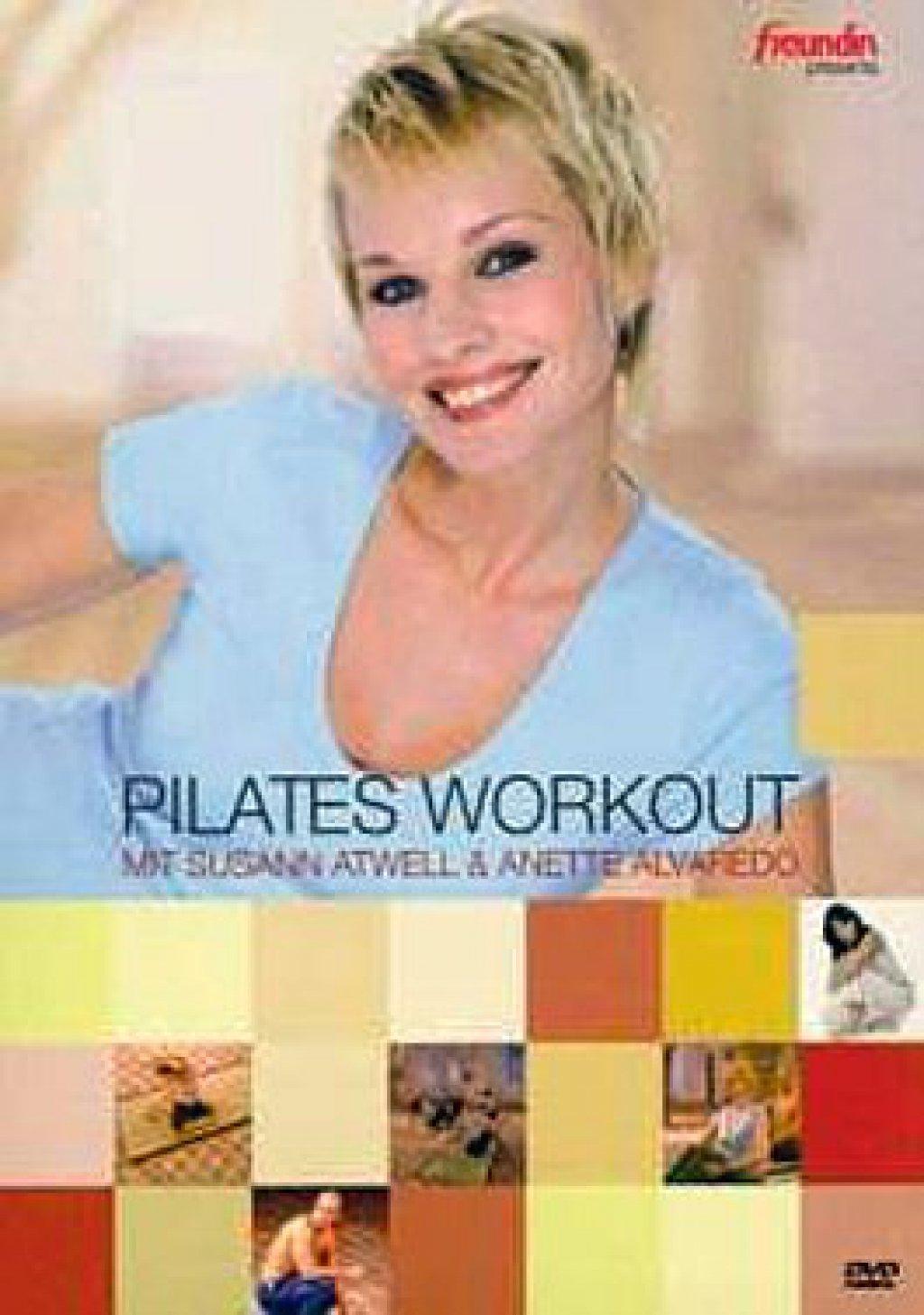 Pilates Workout - mit Susan Atwell & Anette Alvaredo (DVD)