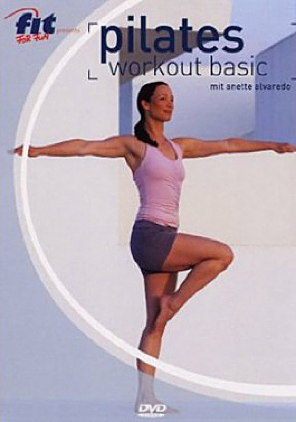 Fit for Fun - Pilates Workout Basic (DVD)
