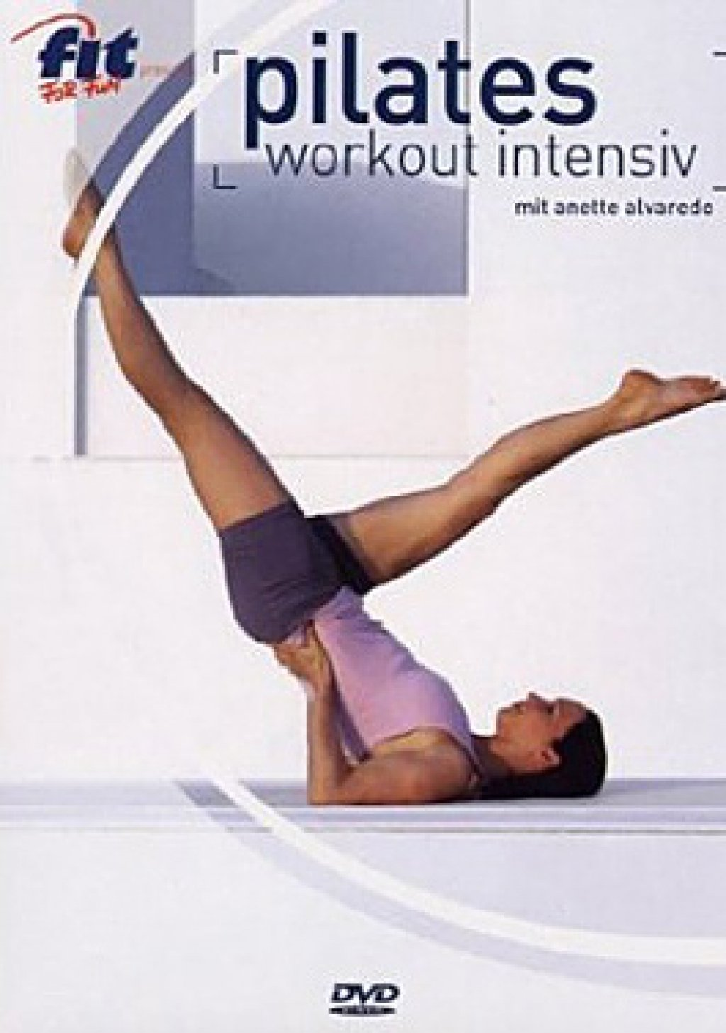 Fit for Fun - Pilates Workout Intensiv (DVD)