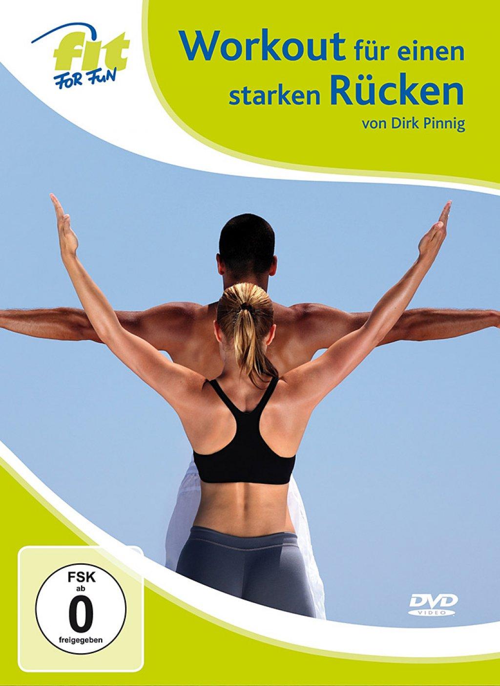 Fit for Fun - Workout für einen starken Rücken (DVD)