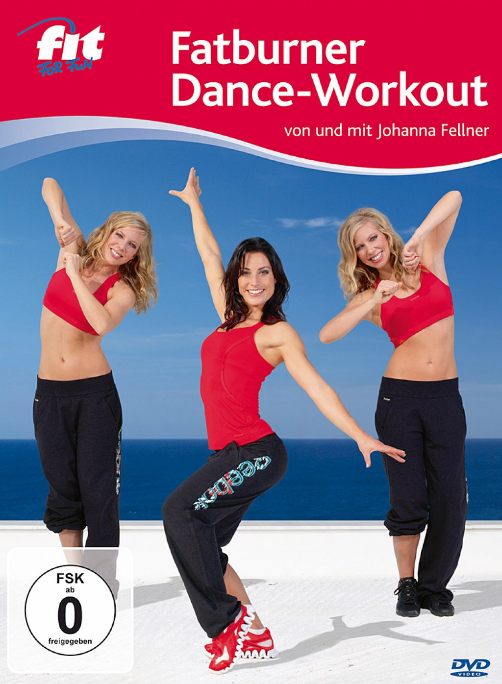Fit for Fun - Fatburner Dance-Workout (DVD)
