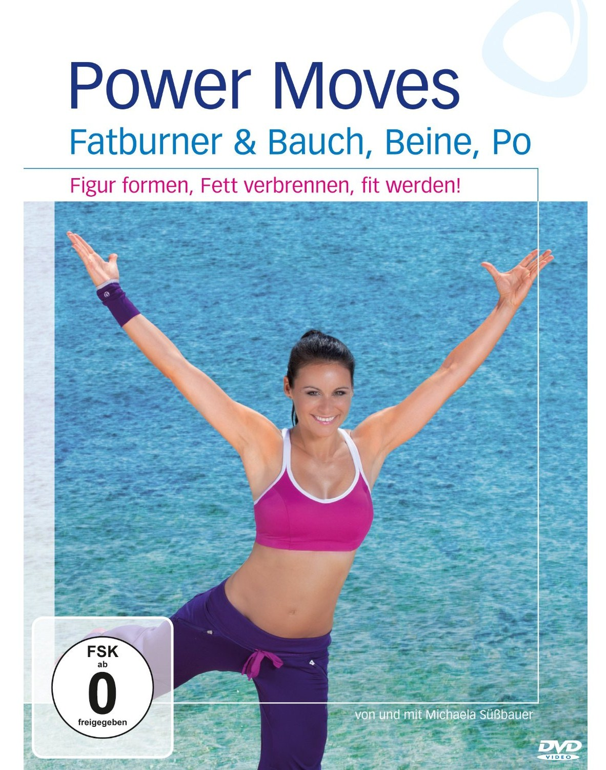 Power Moves - Fatburner & Bauch, Beine, Po