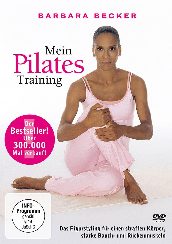 Barbara Becker - Mein Pilates Training (DVD)
