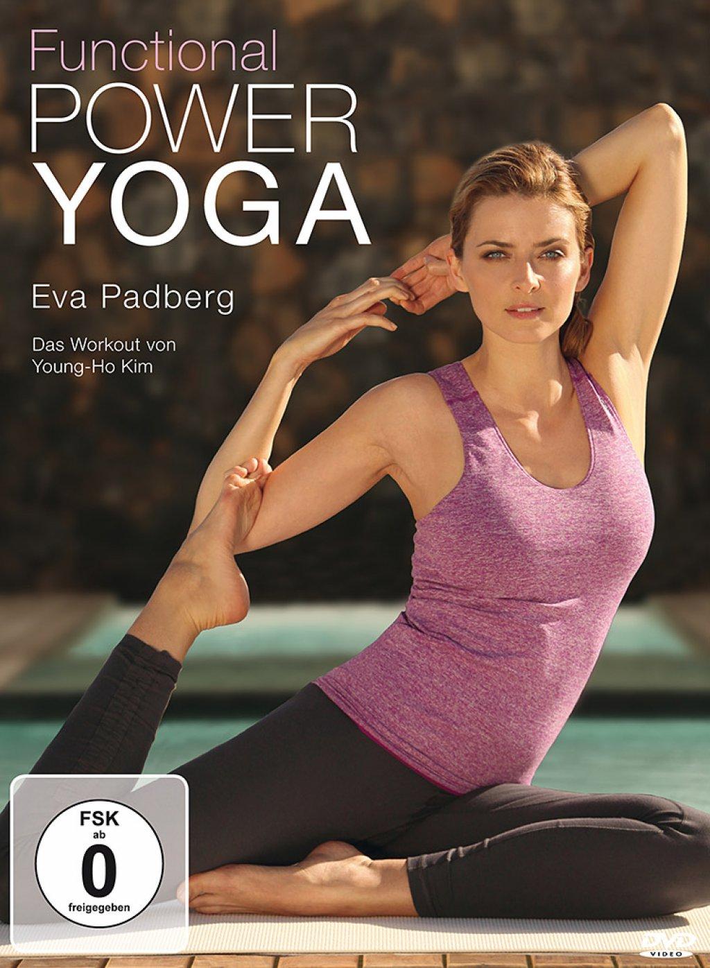 Eva Padberg - Functional Power Yoga (DVD)