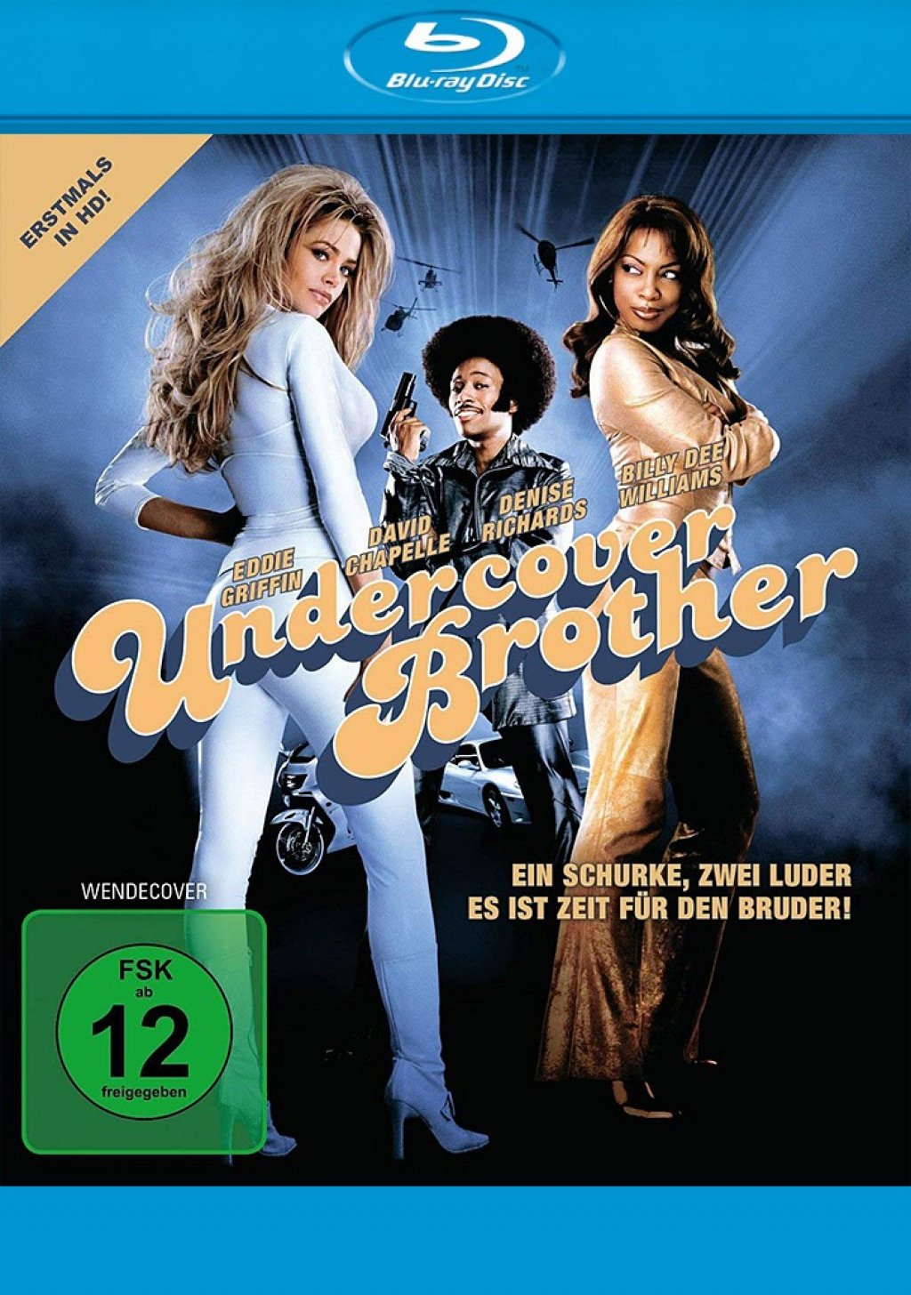 Undercover Brother (Blu-ray)