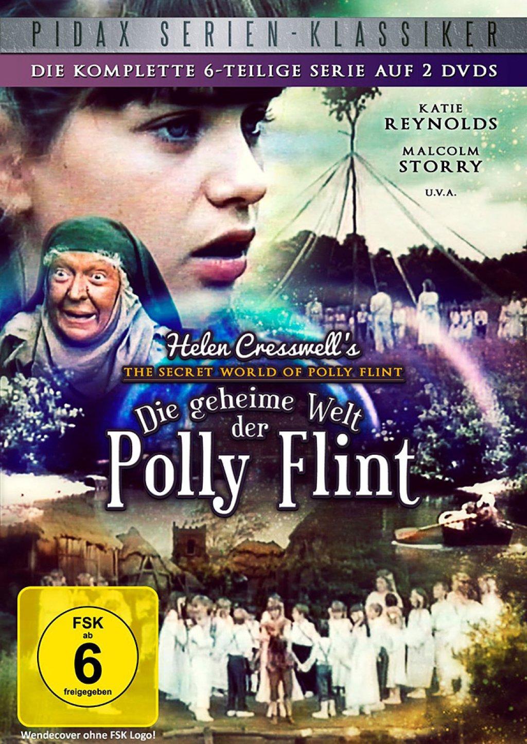 Die geheime Welt der Polly Flint - Pidax Serien-Klassiker (DVD)