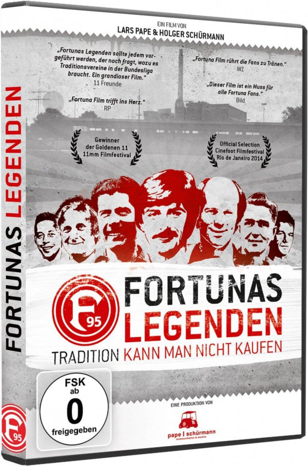 Fortunas Legenden - Tradition kann man nicht kaufen (DVD)