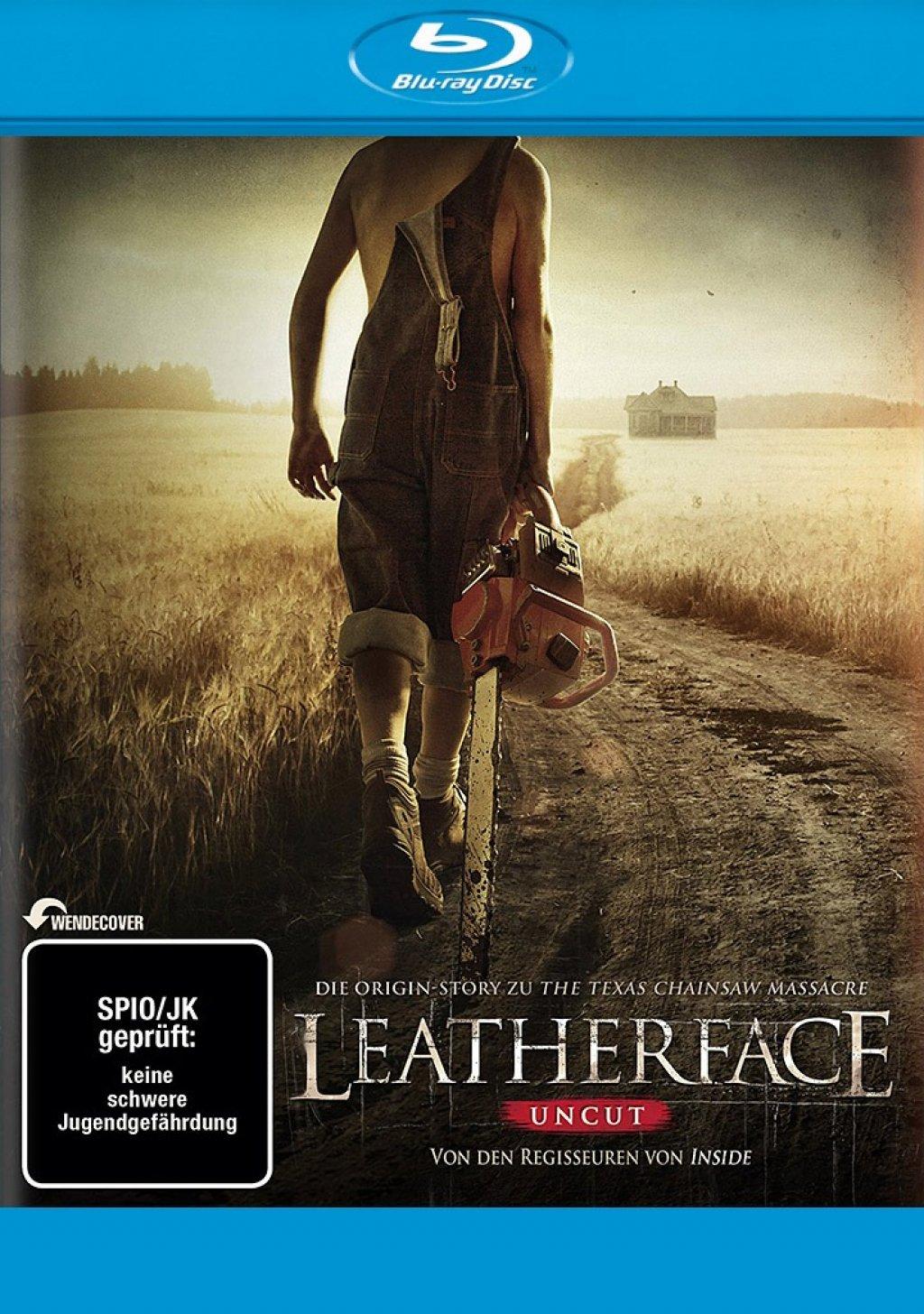 Leatherface - Uncut (Blu-ray)