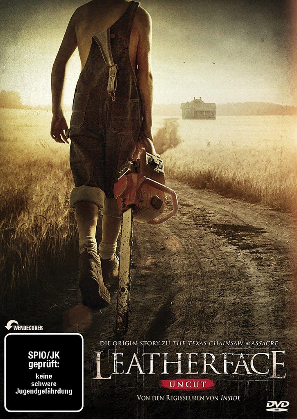 Leatherface (DVD)