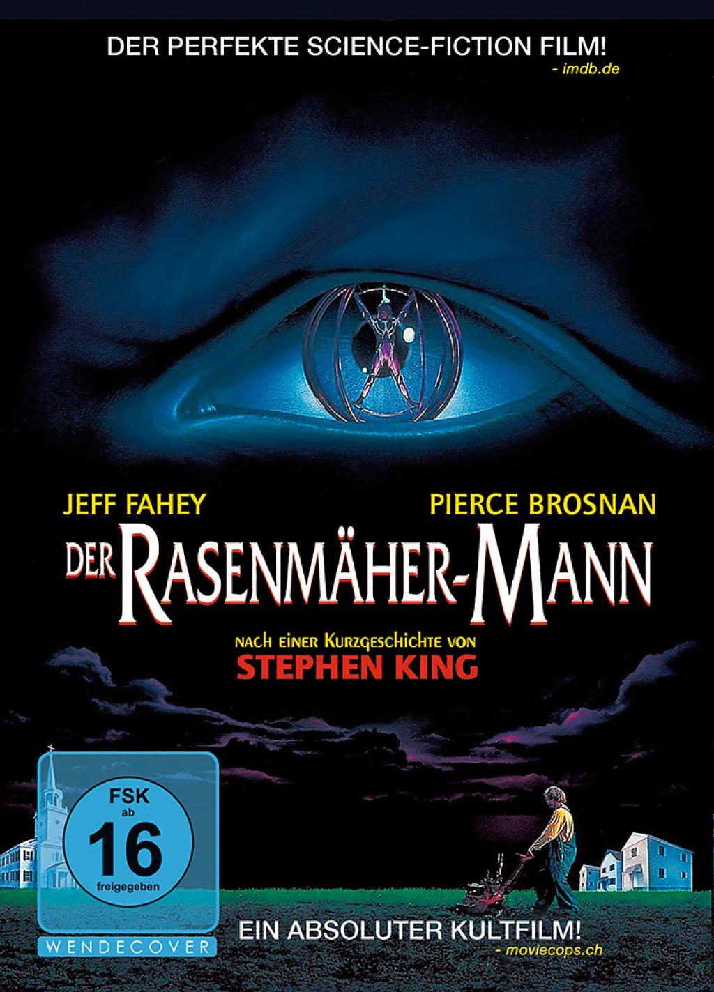 Der Rasenmäher-Mann (DVD)